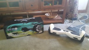 swagtron open box hoverboard
