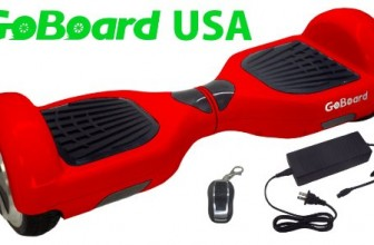 Goboard Hoverboard Review